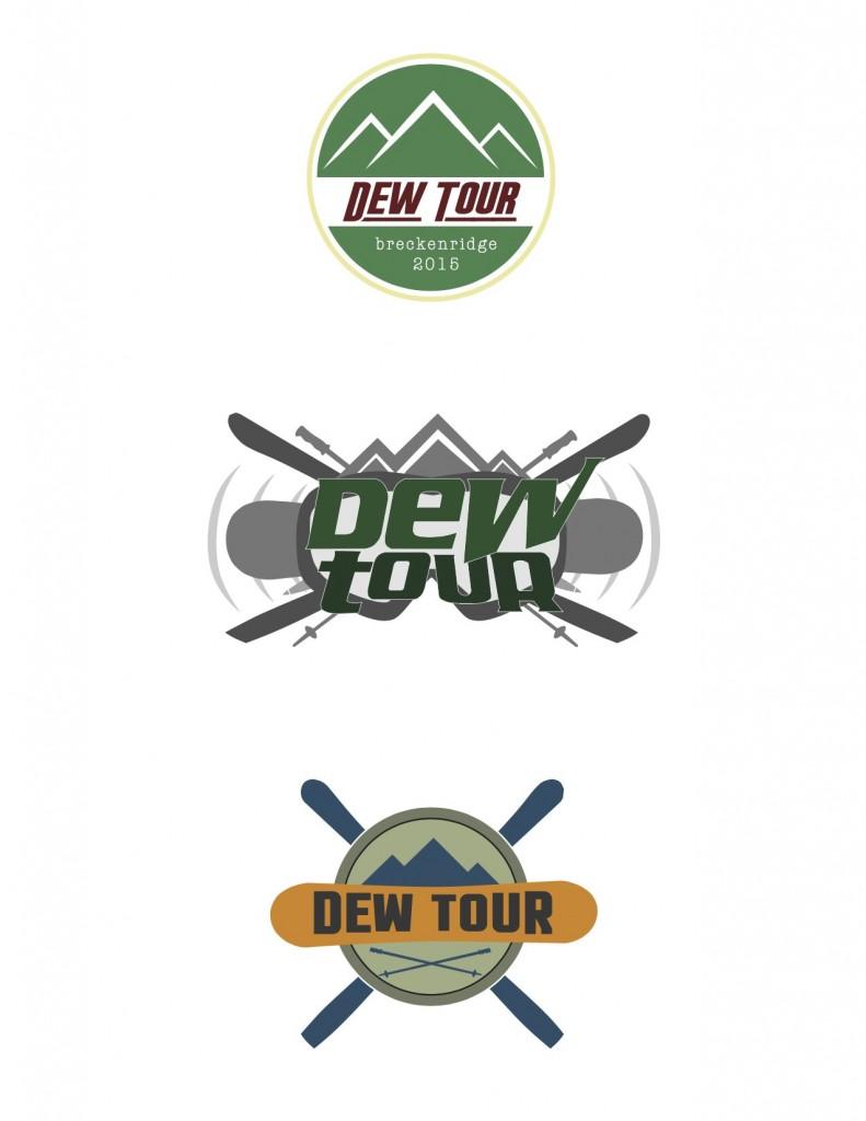 Dew Tour Final Logos