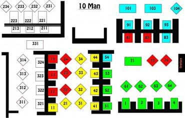 Floor Chart