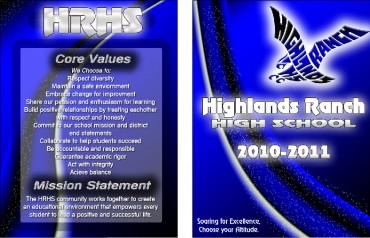 HRHS Planner